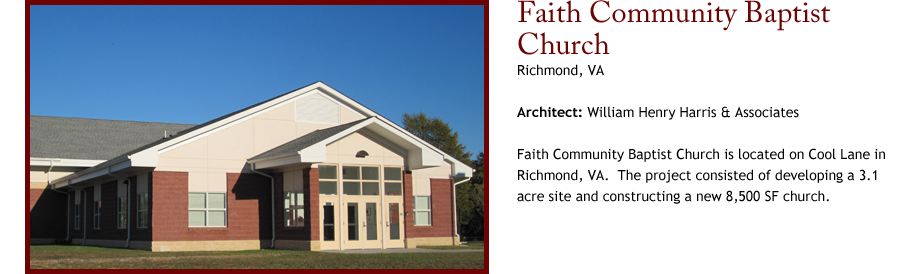 Faith Community Baptist Church