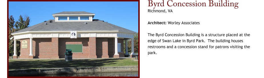 Byrd Concession Building